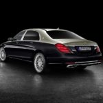 Mercedes-Maybach S-Klasse (2018)