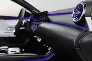 Mercedes-Benz A-Klasse 2018 Interieur