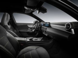 Mercedes-Benz A-Klasse 2018 Interieur