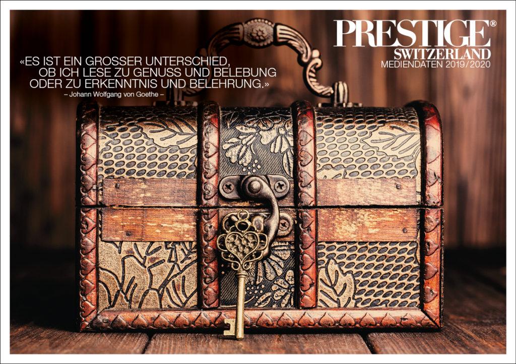 Media Data - HIGH CLASS MAGAZIN DER SCHWEIZ | Prestige Magazin