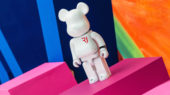 Spaceman BE@RBRICK von RJ Watches